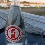たぬきや - 追加で日本酒 値段失念