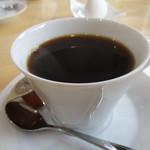 Bakery cafe Gift - 酸味やや強いけれども苦みとコク深い小生好みのブレンドコーヒーでした。