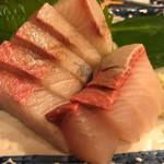 和田屋 - カンパチ