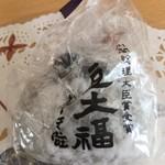 だるま堂 - 料理写真:豆大福(2017.11現在)