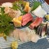 寿司の大音 - 料理写真:刺身の盛り合わせ