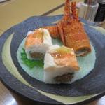 料理旅館 ひさだ - 押し寿司