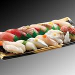 平禄寿司 - 回転寿司 お持ち帰りセット