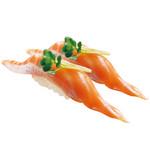 平禄寿司 - サーモン 美味しい大トロ