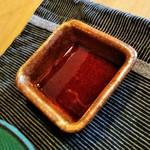 和み茶屋 - [料理] 醤油