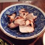 酒・肴 おひとり処 - 鶏胸肉(塩麹グリル)