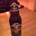 Bar TALI - タイガービール