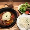 BUTAYA THE DINING - 料理写真:デミグラスハンバーグ