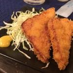 たちんぼ - ハムカツ