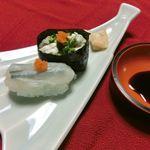 たまや本店 - ふぐ寿司