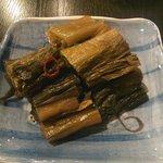 嘉平 - 青菜漬け(500円)