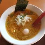 75990339 - 一恭ラーメン/ストレート麺