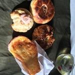 コヨミパン - 料理写真: