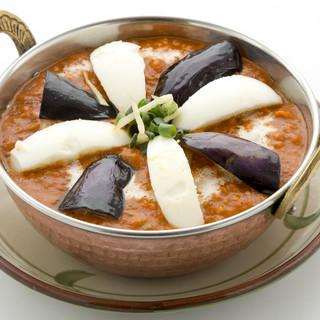 本格インド&ネパール料理を、リーズナブルにたっぷりお得に♪