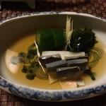 鮎正 - 鮎 酢のもの