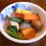Chikyuuya - 煮物