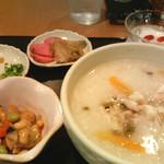76548 - 鯛のほぐし身粥/粥小吃坊 池袋西武店