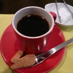 レストラン ラパン - コーヒー