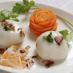 サイゴン・レストラン - 海鮮餅・Bánh ít trần