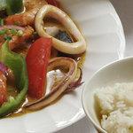 サイゴン・レストラン - 海鮮カレー・Cà ri gà