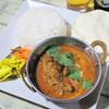 spice kitchen HATONOMORI - 料理写真:スパイシーチキンカレー