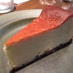 オクシモロン - チーズケーキ