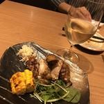 海 - 知床鶏のグリル