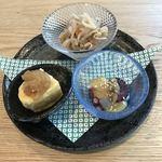 ザ ラウンジ - 料理写真:前菜
