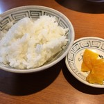 桜木屋 - ごはん 100円