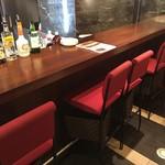 俺のフレンチ・イタリアン - カウンター席(6席・テーブルチャージ無し)
