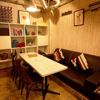 【半個室あり】木の温もり溢れる寛ぎ空間。20名様~貸切◎