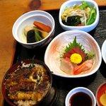 じろきん - 料理写真:昼御膳「月」(2100円)