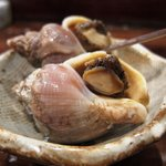 握り心 山ぼうし - 料理写真:バイ貝