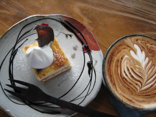 隠れ茶房 茶蔵カフェ