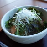 キネマ館 - 網走ザンギ丼