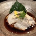 鉄板焼と和食 宴 - 御影豆乳豆冨(11月のお勧め)