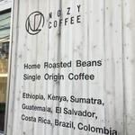 NOZY COFFEE - 外観