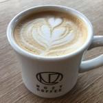 NOZY COFFEE - カプチーノ