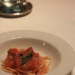 イノウエ グリリア - フルーツトマトのパスタ