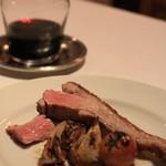 イノウエ グリリア - 料理写真:仔羊のクラシタ