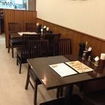 麺ダイニング 福 - 内観写真