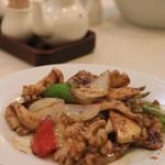 生香園  - 豆汁鮮イカ