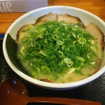 76013247 - ネギチャーシュー麺 ¥1,100-