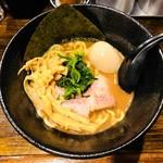 76013527 - 大和田ラーメン・豚骨醤油(730円)