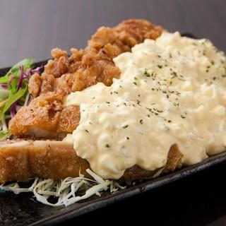 麺ダイニング福、こだわりのメニュー!