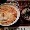豊年屋 - 料理写真:カツ丼 1000円