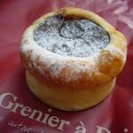 ル・グルニエ・ア・パン - ブリオッシュクレームショコラ