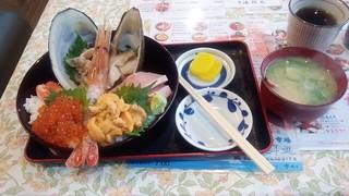 第一海鮮丸 - 「北海大漁丼」(4200円)