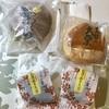 福多屋菓子舗 - 料理写真:栗どら&黒部の大栗& 越路の旅まくら