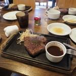 ステーキ食堂 Ogawa - 黒毛和牛ステーキ